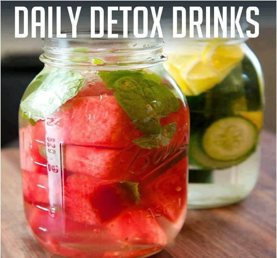 Kidney and Liver Detox Smoothie