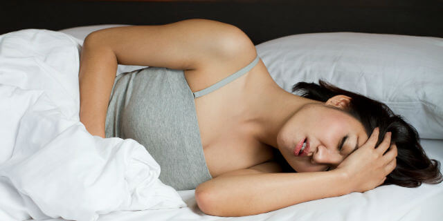 Get Relieve from Menstrual Cramps