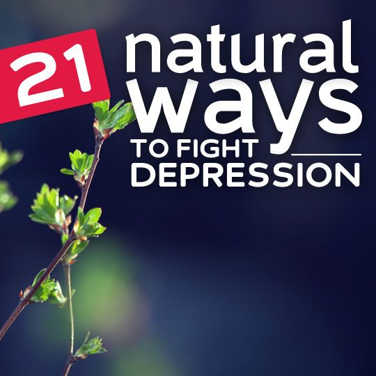 Natural-ways-to-fight-depression